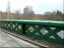 NO2694 : Bridge Over River Dee by JThomas