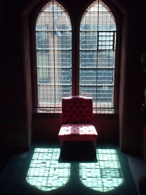 National Portrait Gallery Windows