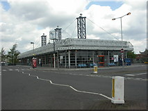 SO9596 : Bilston Bus Station by Mike Faherty