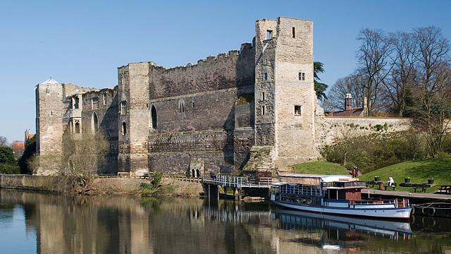 Newark on Trent Castle