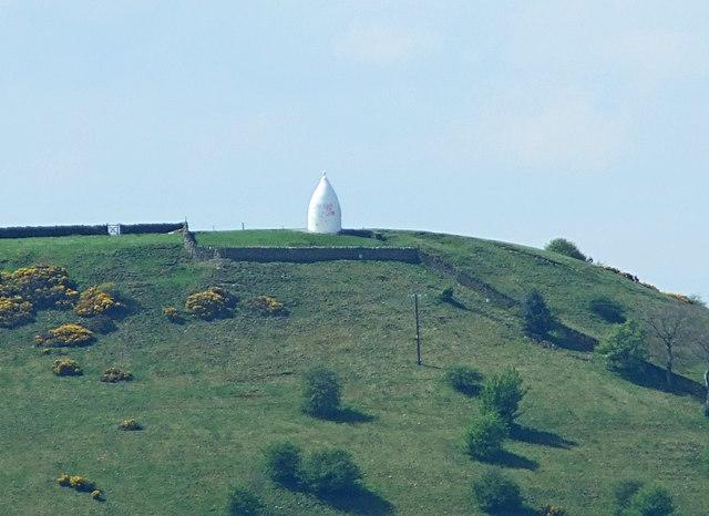 White Nancy, Bollington (from Blaze Hill)