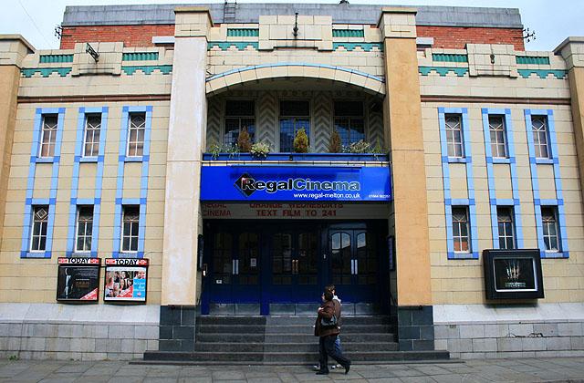 Regal Cinema, Melton Mowbray