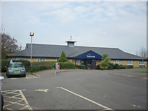 TL8820 : Travelodge at Feering services by Andy Potter