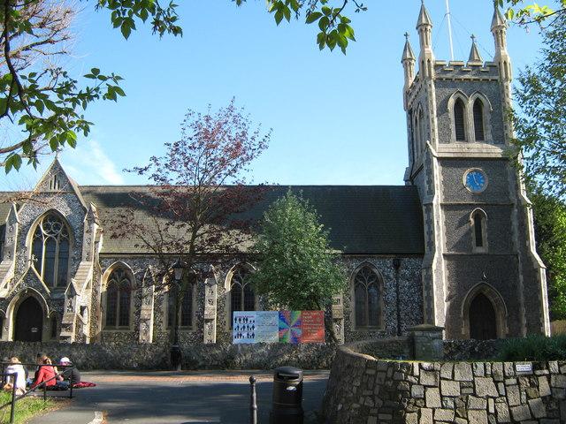 Holy Trinity Parish Church, Eastbourne