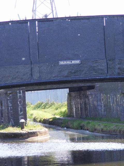 Golds Hill Bridge