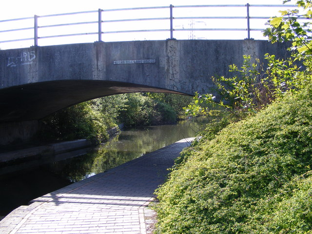 Moors Mill Lane Bridge