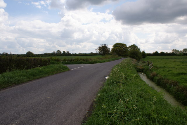 Junction on Wetmoor Lane
