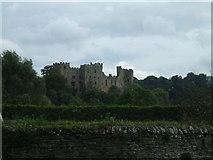 SO5074 : Ludlow Castle by DI Wyman