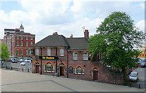 SO9199 : The Wanderer, Wolverhampton by Roger  Kidd
