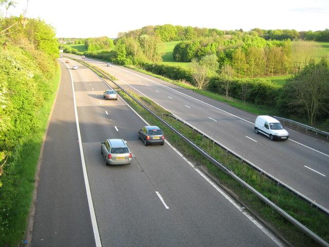 M10 Motorway (1959 - 2009)
