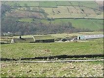 SE0328 : Lower Heys, Warley by Humphrey Bolton