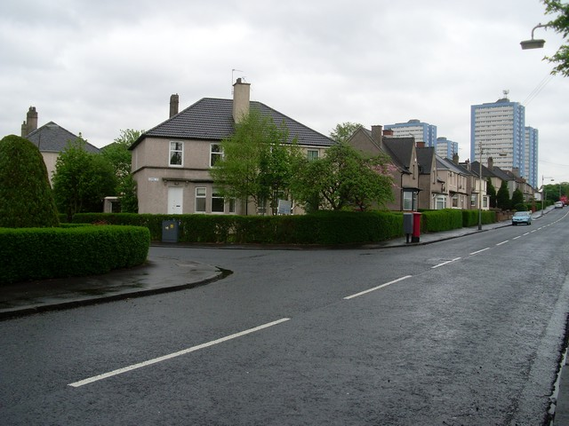 Housing on Sandyhills Road
