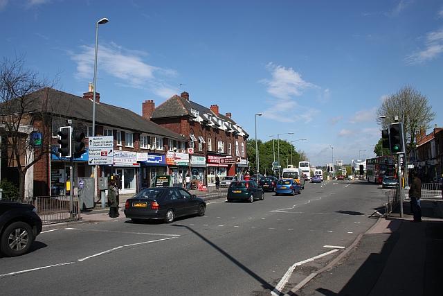 Shops on Oak Tree Lane, Selly Oak © Bob Embleton :: Geograph Britain