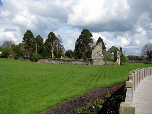 Grey Abbey, Newbridge, Co.Kildare