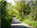 TM2450 : Church Road, Hasketon by Oxymoron