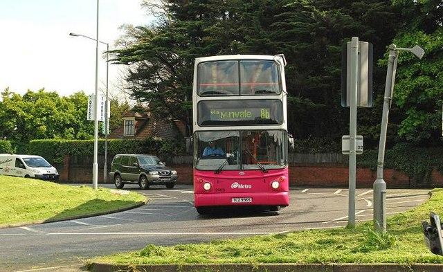 Suburban bus, Belfast