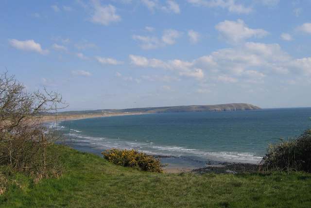 Hell's Mouth on the Lleyn Peninsula