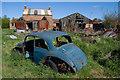 SE8641 : Long stay car park? Market Weighton by Paul Harrop