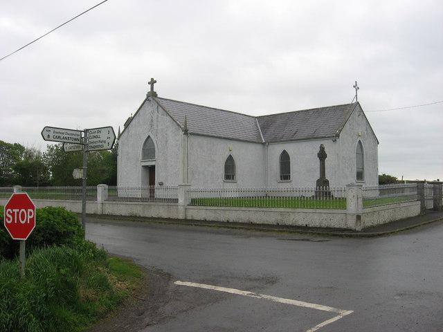 St. Colmcille's Church, Fletcherstown, Co. Meath