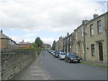 SE1735 : Acre Lane - Stone Hall Lane by Betty Longbottom
