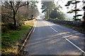 NO3748 : Railway Bridge on the Kirriemuir / Glamis Road by Alan Morrison