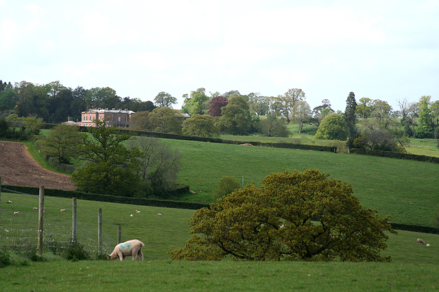Cullompton: Hillersdon House
