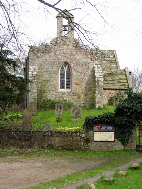 St Peter's Parish Church, Chillingham
