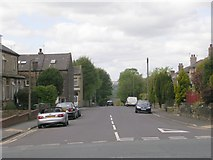 SE1735 : Lister Lane  - Idle Road by Betty Longbottom