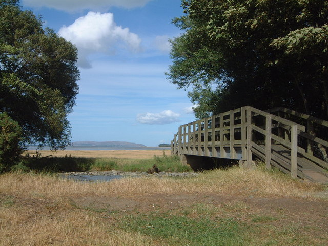 Bridge over Afon Aber