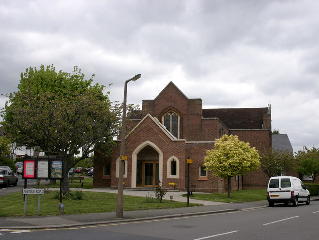 Pinner Methodist church