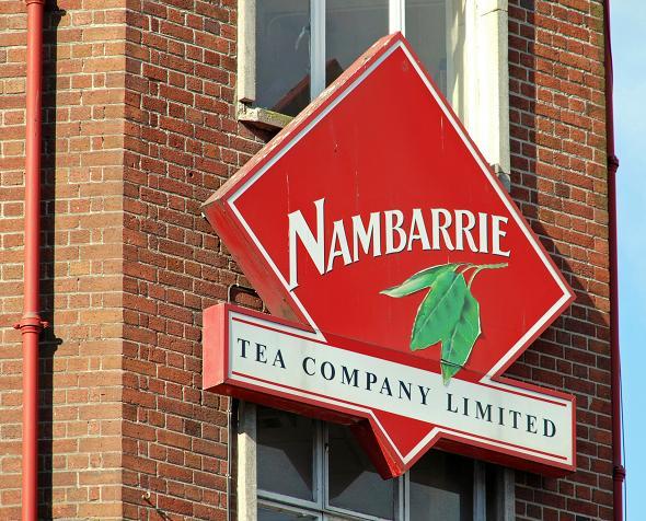 Farewell to Nambarrie, Belfast