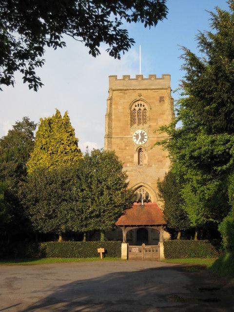 Powick Church