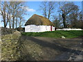 O0562 : Cottage at Balgeeth, Co. Meath by Kieran Campbell