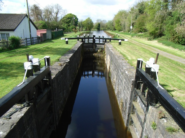 Royal Canal Lock No. 22, Killucan, Co. Westmeath