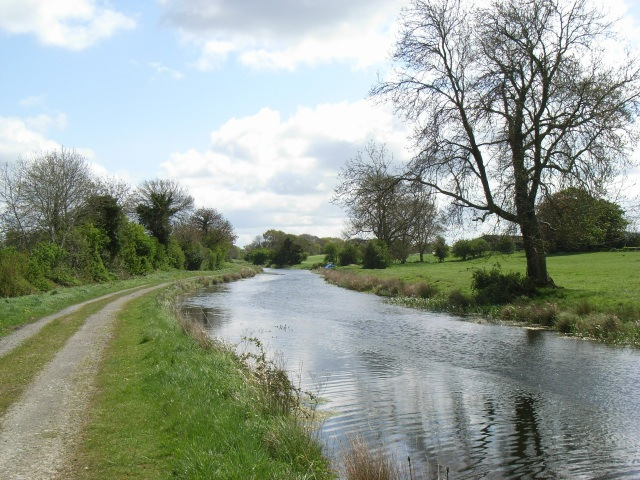 Royal Canal at Thomastown, Co. Westmeath