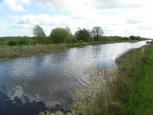 Royal Canal at Derrymore, Co. Westmeath