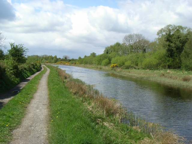 Royal Canal at Croboy, Co. Meath