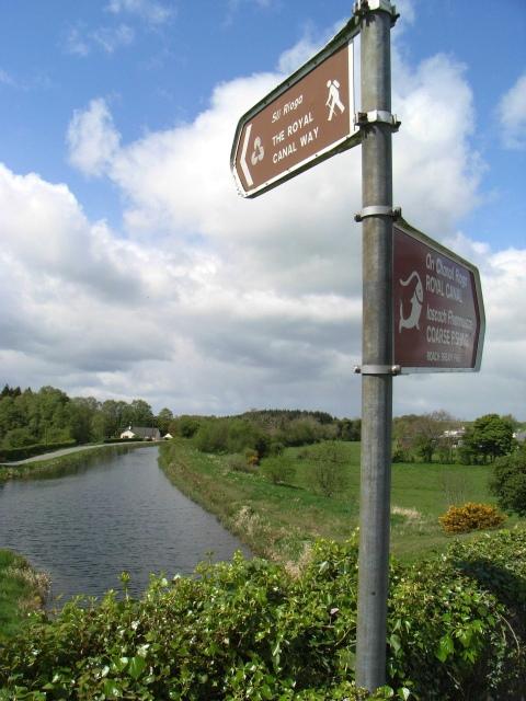 Royal Canal at Ballasport Bridge, Co. Meath