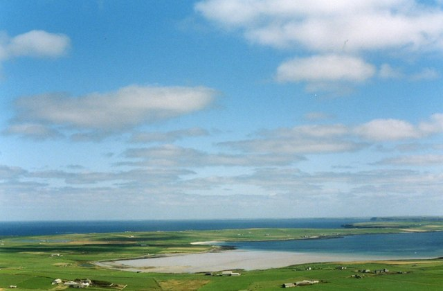 Bay of Tuquoy from Fitty Hill