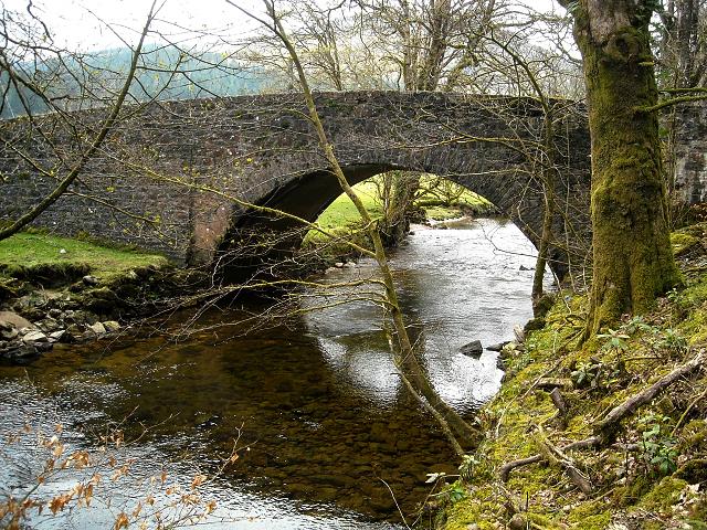 Bridge over River Goil