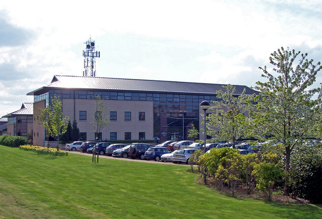Northern Constabulary Headquarters, Inverness