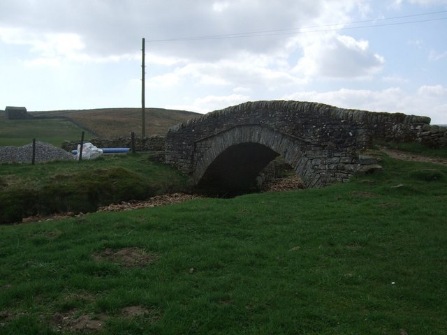 Bridge at Ravenseat