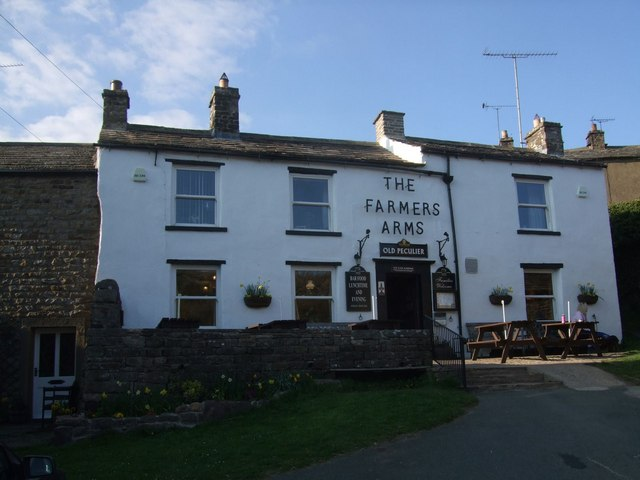 The Farmers Arms at Muker