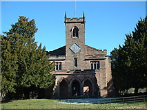 SK2957 : St Mary's Church, Cromford by JThomas