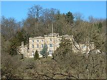 SK2957 : Willersley Castle by JThomas