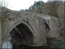 SK3057 : Cromford Bridge by JThomas