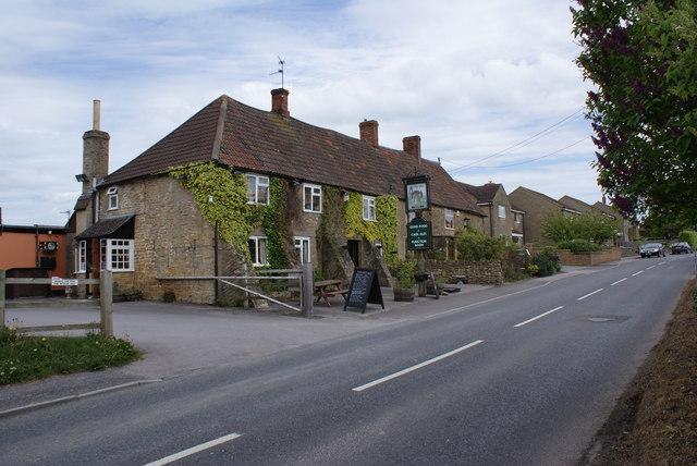 The Bell Inn at Ash