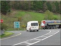 S3528 : Road Junction by kevin higgins