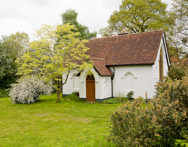 St Francis Church, Funtley Road