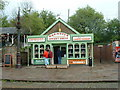 SK3454 : Sweet Shop, Crich Tramway Museum by JThomas
